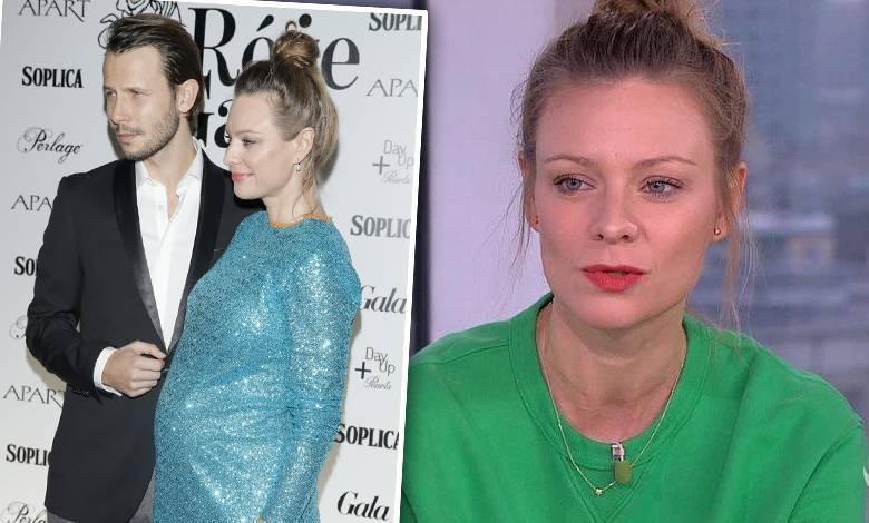 Magdalena Boczarska straci rolę przez ciążę