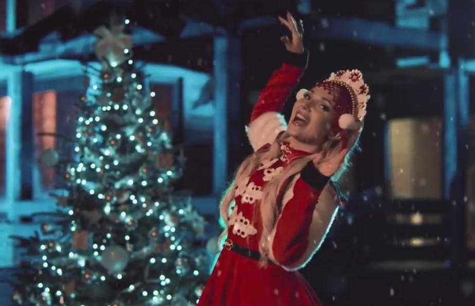 Cleo Coraz bliżej święta, świąteczna piosenka Coca-Coli