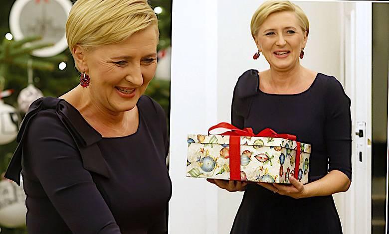 Agata Duda Szlachetna Paczka 2017 kto dostał?