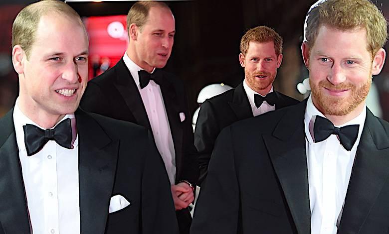 Ksiażę Harry, Książę William, Gwiezdne Wojny