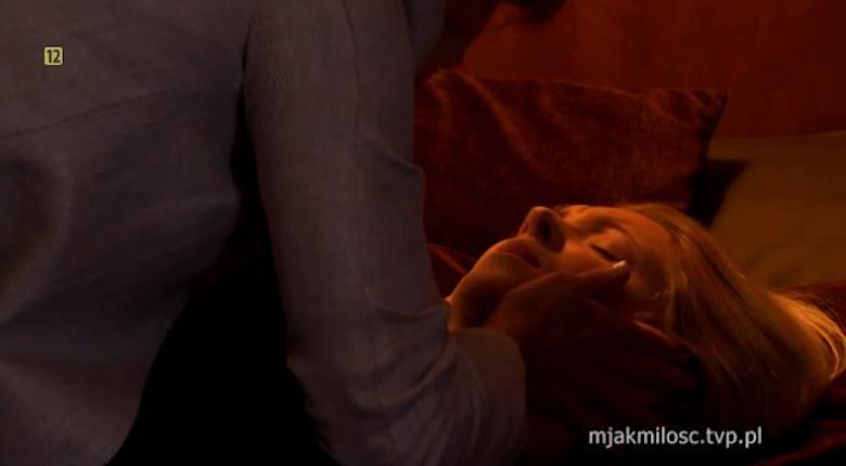 Joasia Chodakowska (Barbara Kurdej-Szatan) popełni samobójstwo w M jak miłość