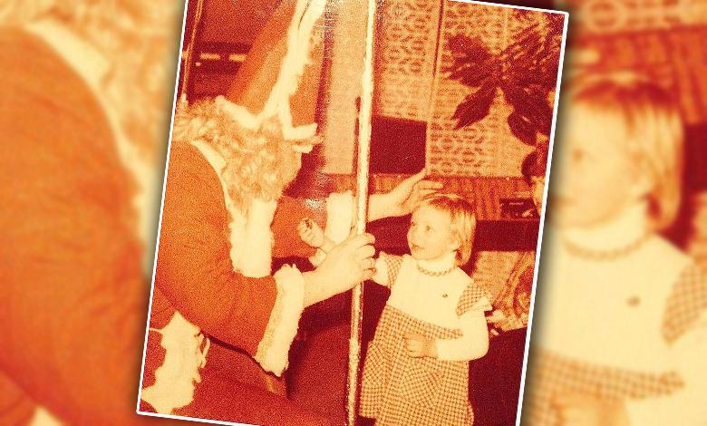 Magdalena Boczarska pokazła zdjęcie z dzieciństwa