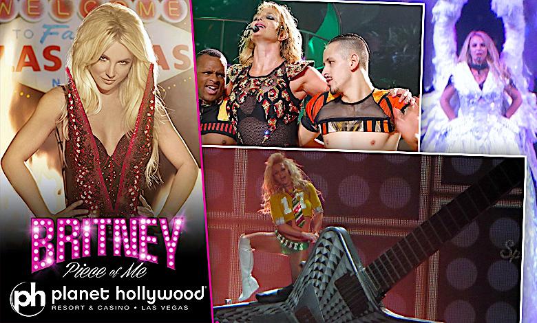 Britney Spears Las Vegas ostatni koncert