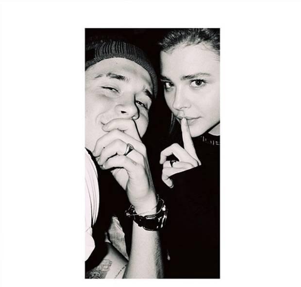 Brooklyn Beckham i Chloe Moretz są zaręczeni?