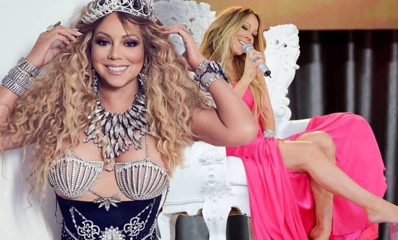 Mariah Carey instagram vs rzeczywistość