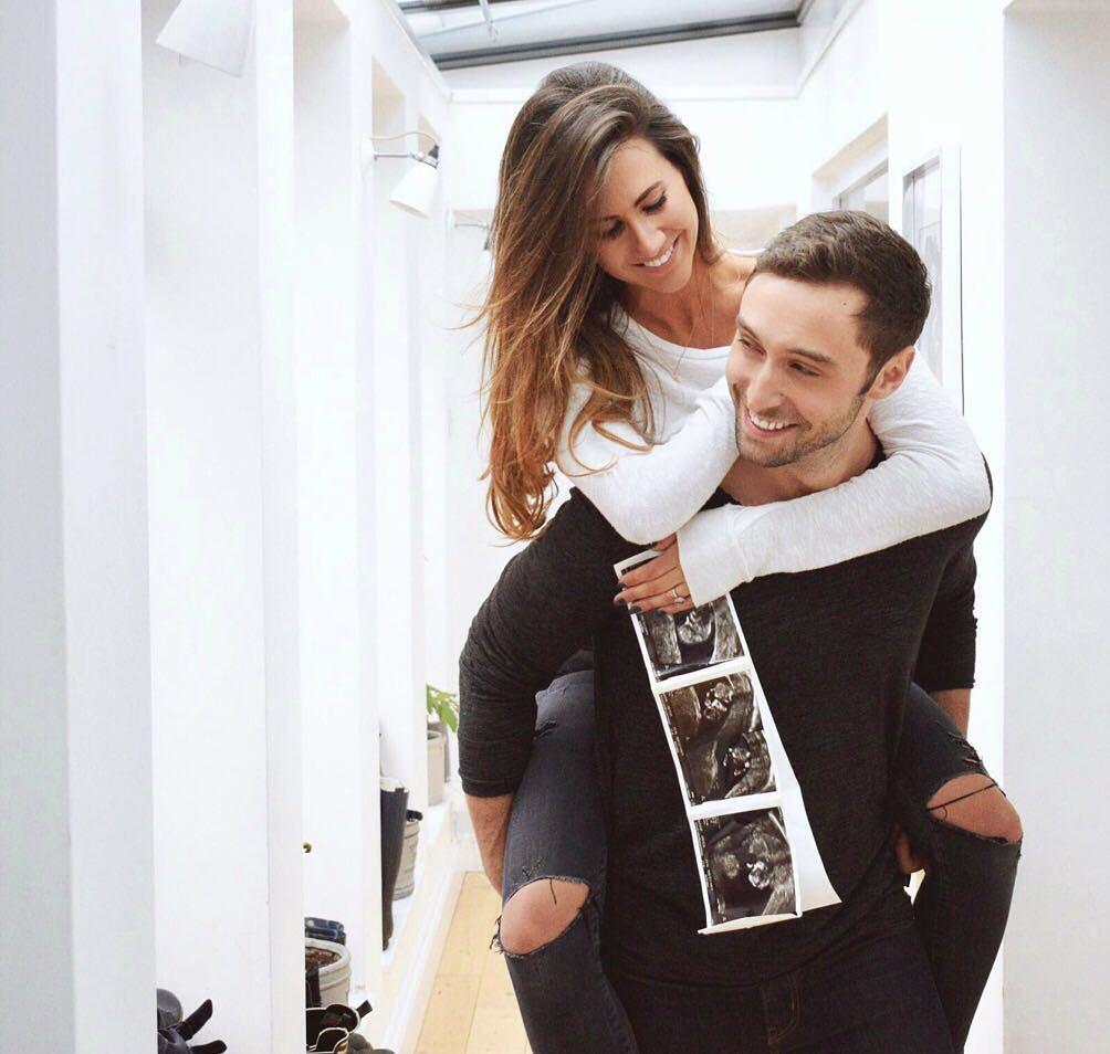 Mans Zelmerlow zostanie ojcem. Ciara Janson w ciąży