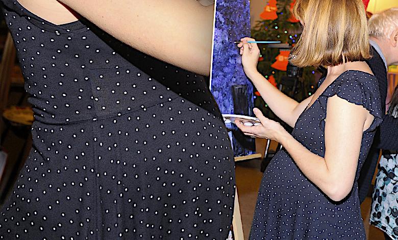 Lida Sadowa w ciąży
