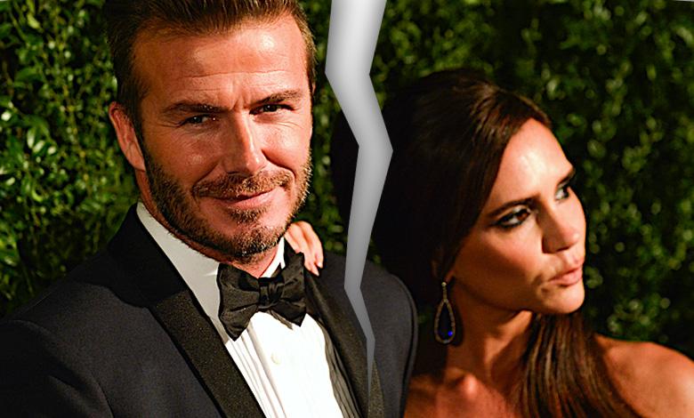 David Beckham Victoria rozwód