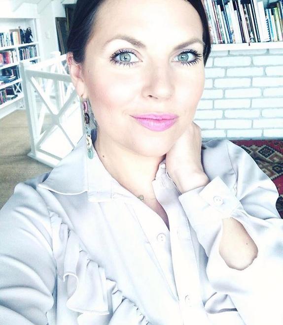 Aleksandra Kwaśniewska pokazała swój dom
