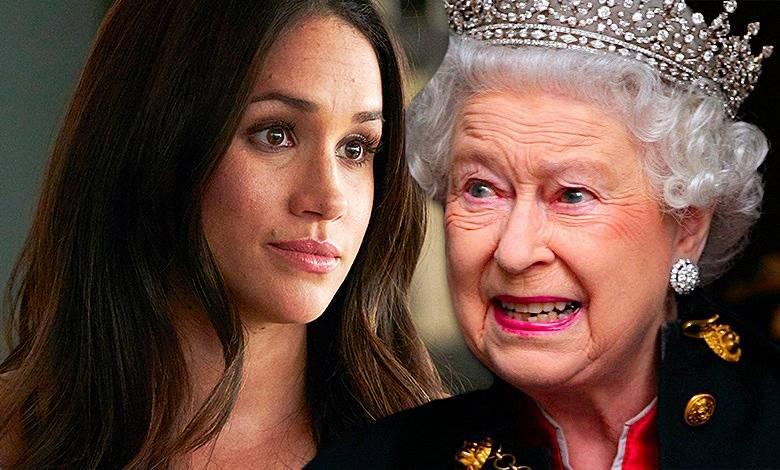 Meghan Markle i królowa Elżbieta II nie lubią się