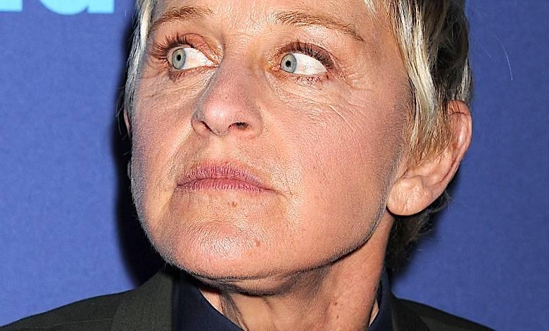 prawdziwa twarz Ellen DeGeneres