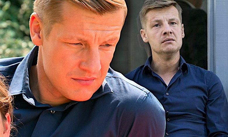 Paweł Zduński, Rafał Mroczek znika z M jak miłość?