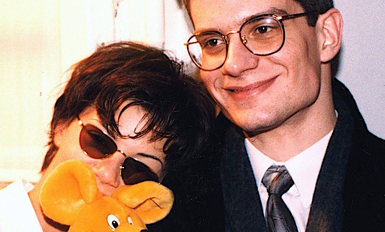 Piotr Gembarowski i Edyta Górniak