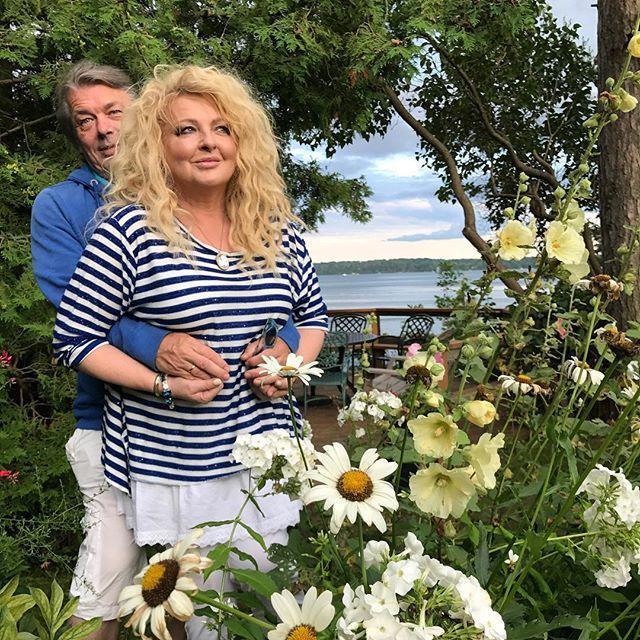 Magda Gessler pokazała swój dom w Kanadzie