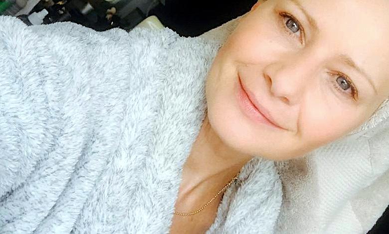 Małgorzata Kożucowska nowa fryzura
