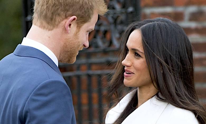 Książę Harry, Meghan Markle ślub