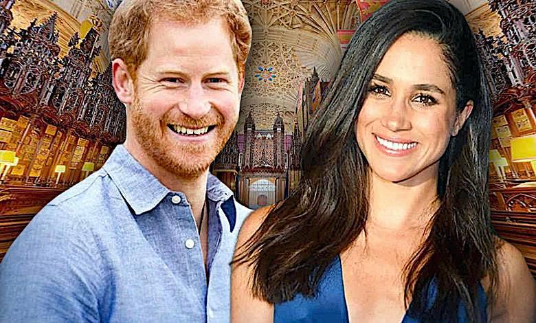 Książę Harry i Meghan Markle data ślubu miejsce