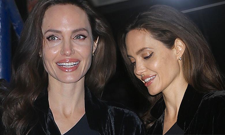 Angelina Jolie na pokazie filmu Najpierw zabili mojego ojca