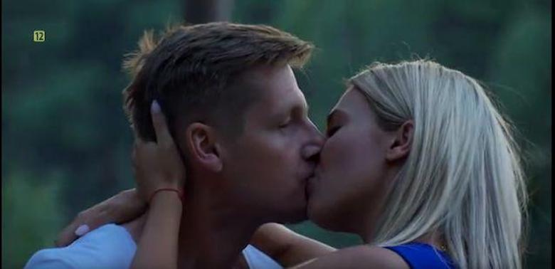 Zdjęcie (2) M jak miłość: Nagie sceny w serialu! Paweł z nową kochanką spędzą upojną noc. Potem rozegra się dramat