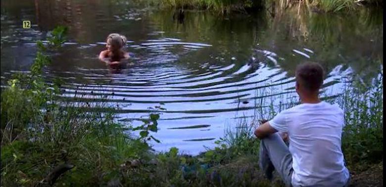 Zdjęcie (4) M jak miłość: Nagie sceny w serialu! Paweł z nową kochanką spędzą upojną noc. Potem rozegra się dramat