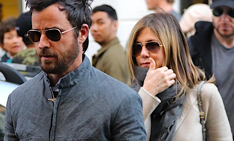 Jennifer Aniston i Justin Theroux rozwodzą się