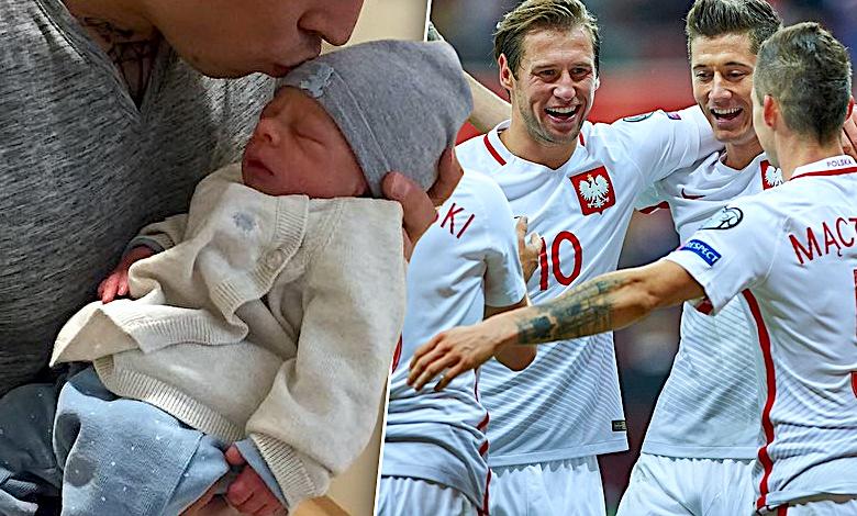 Jakub Kosecki został ojcem