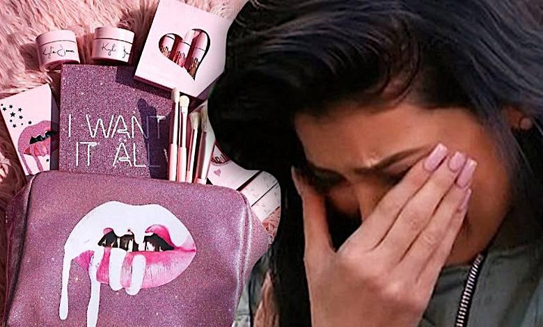 Kylie Jenner zamknęła fabrykę kosmetyków