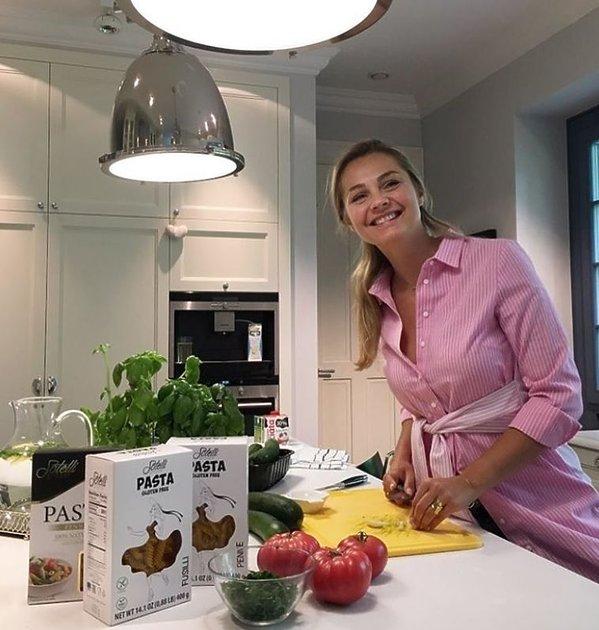 Małgorzata Socha pokazała jak urządziła swój dom