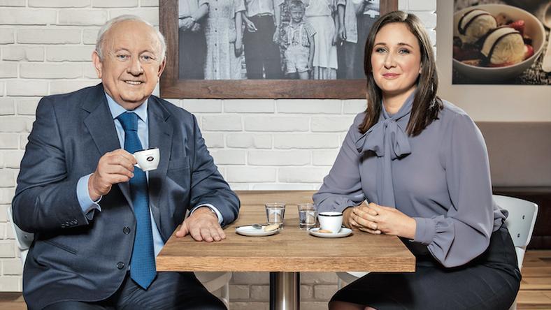 Małgorzata Grycan i Zbigniew Gryan udzielili wspólnego wywiadu dla Forbes (fot. Forbes.pl)