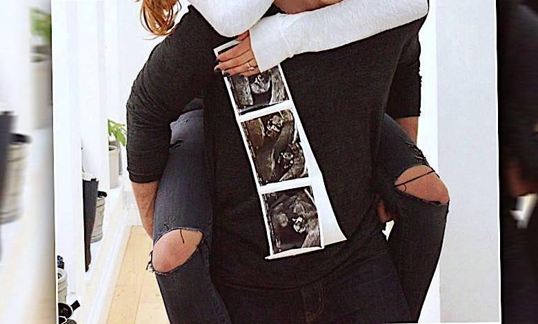 Mans Zelmerlow i Ciara Janson ciąża