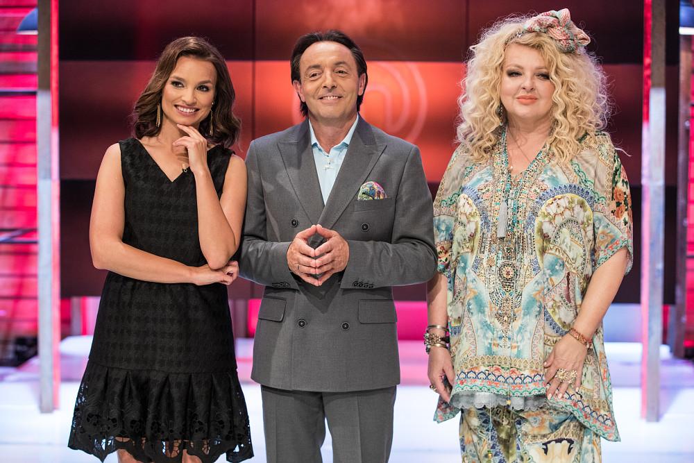 Finał MasterChefa sezon 6 - Magda Gessler, Michel Moran i Ania Starmach,