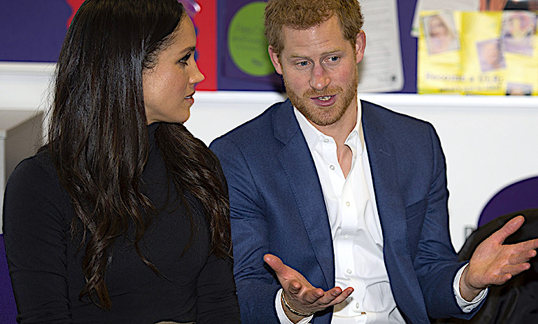 Meghan Markle i książę Harry ślub goście
