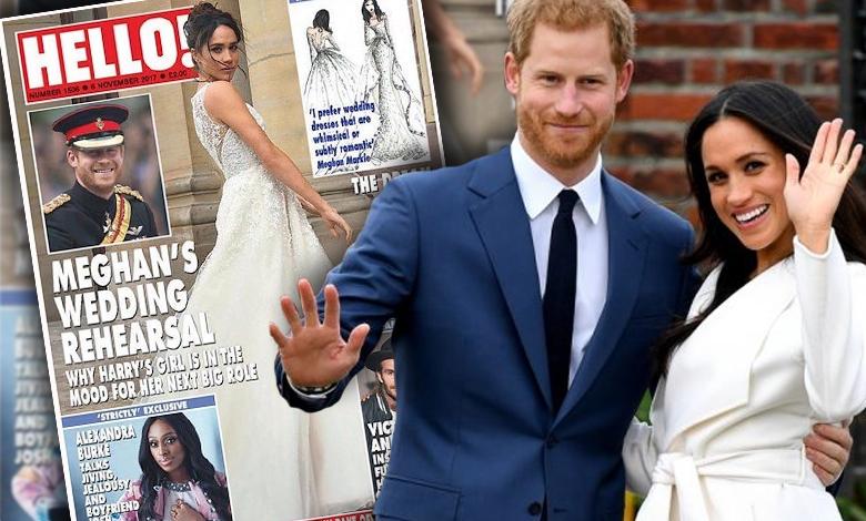 Książe Harry i Meghan Markle biorą ślub
