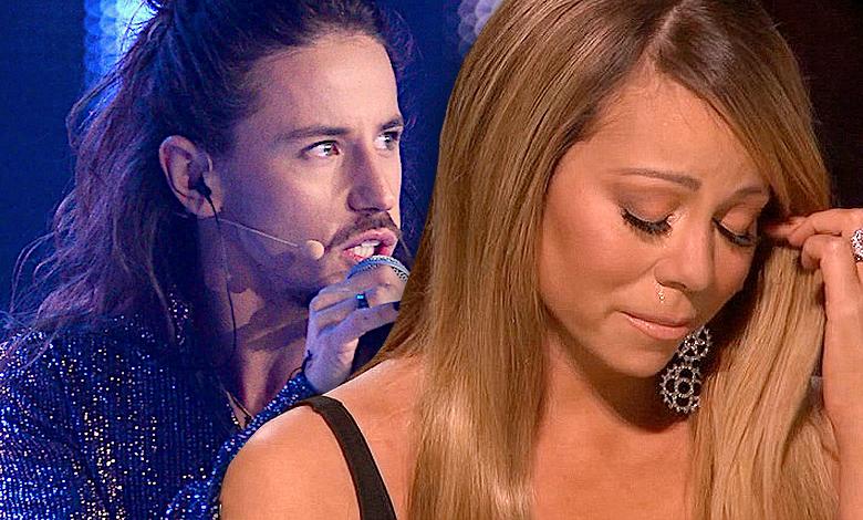 Michał Szpak śpiewa Mariah Carey