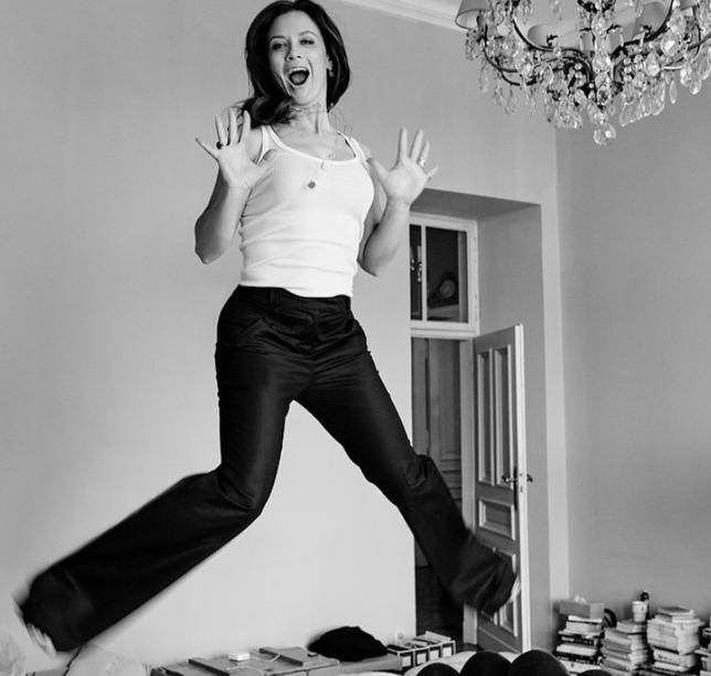 Kinga Rusin mieszka jak światowa gwiazda! Jej stylowy apartament robi wrażenie zdjecie 1