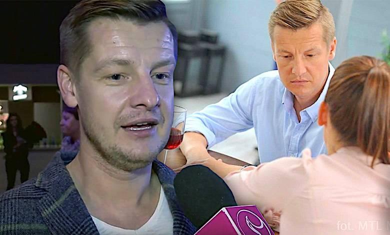 Rafał Mroczek odchodzi z M jak miłość