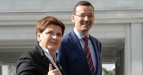 Mateusz Morawiecki nowym premierem Polski