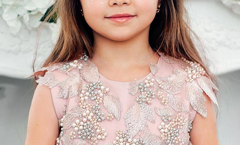 Anna Knyazeva - najpiękniejsza dziewczynka na świecie