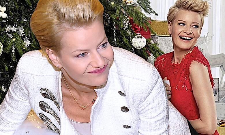 Małgorzata Kożuchowska święta 2017