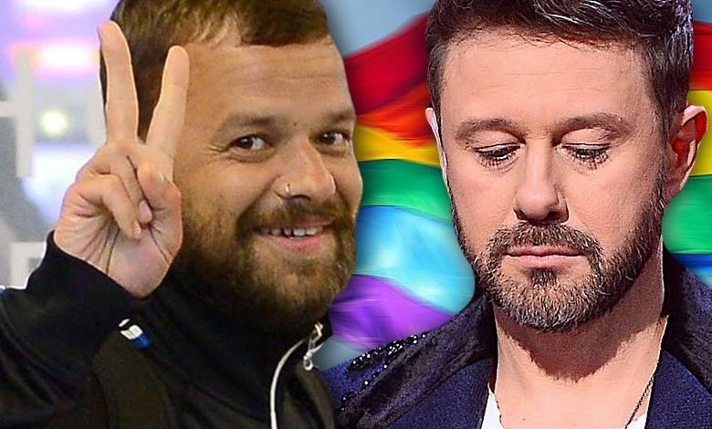 Michał Piróg zaczepia Piaska na Facebooku