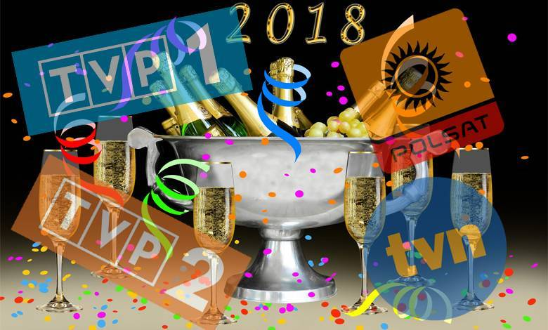 Sylwester i Nowy Rok 2018 w TV