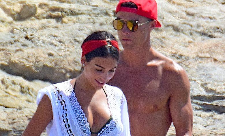 Cristiano Ronaldo i Georgina Rodriguez porno
