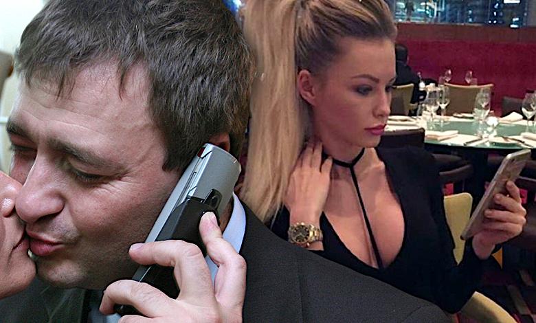Jacek Rozenek, Roxi Gąska, SMS-y