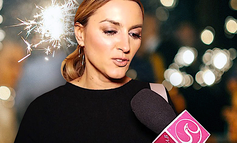 Karolina Szostak Sylwester 2017
