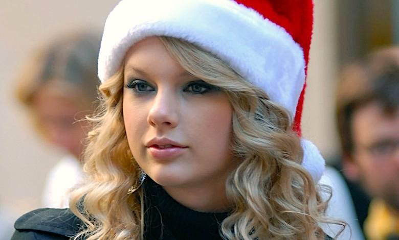 Taylor Swift święta