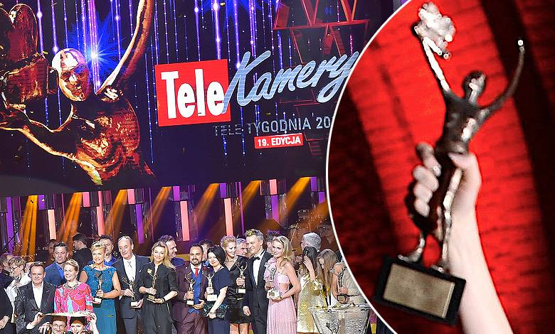 TeleKamery 2018 kto wygrał, Złote Tele Kamery