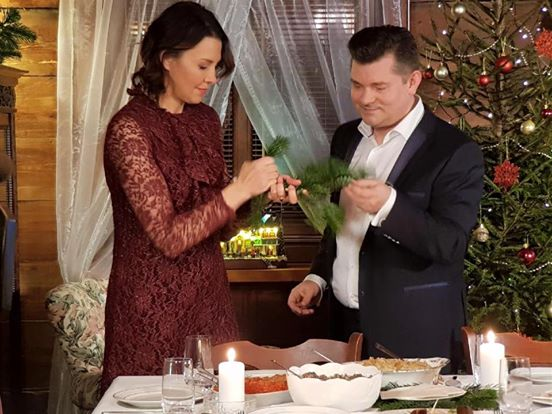 Anna Popek szykuje na święta nowy program dla TVP, odwiedzi rodzinę Anny Lewandowskiej i Roberta Lewandowskiego oraz Zenka Martyniuka