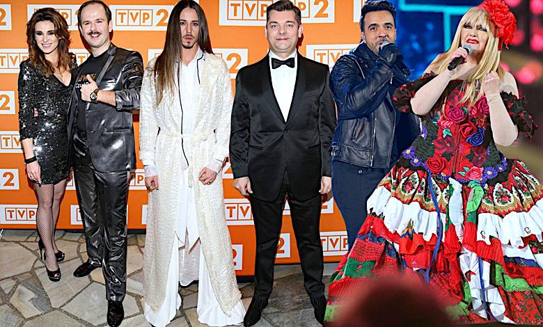 Sylwester 2017 TVP Dwójka zdjęcia