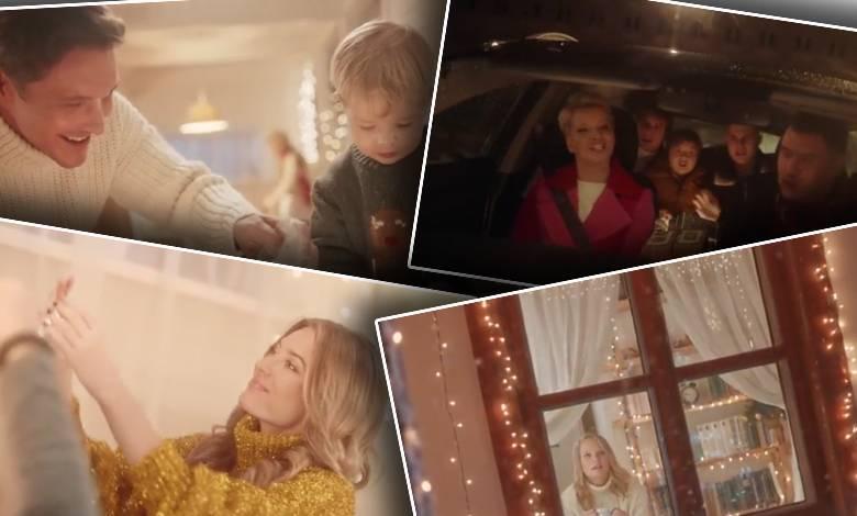 Świąteczny klip TVP