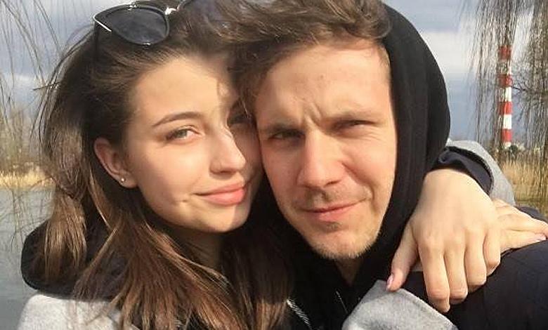 Julia Wieniawa i Antek Królikowski świętują pierwszą rocznicę ślubu